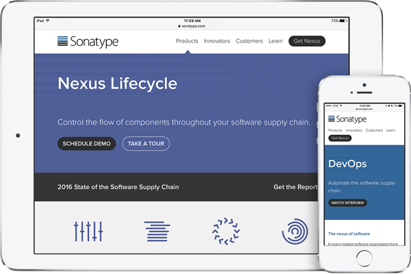 Sonatype screenshot 2