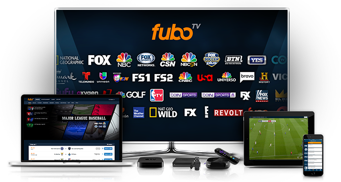 fuboTV : Devices
