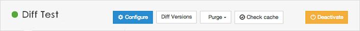 version-diff
